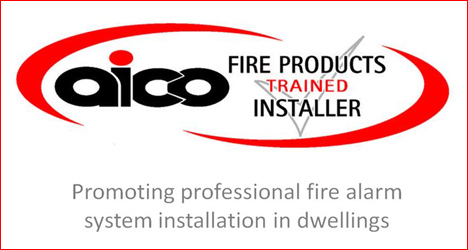 AICO Fire Products Trained Installer